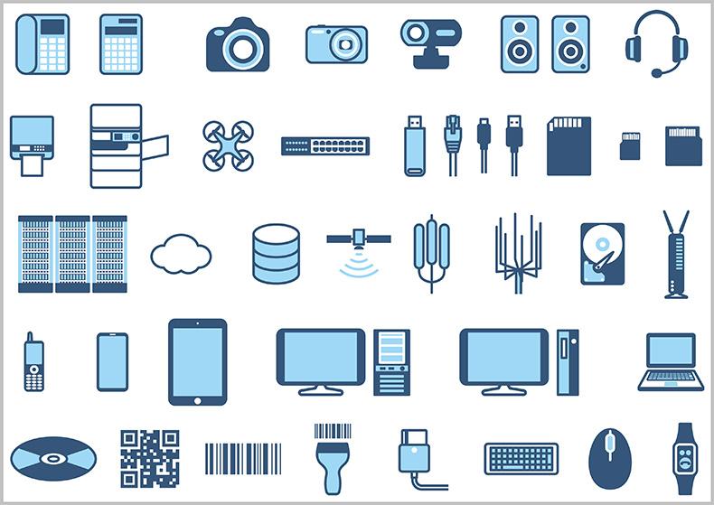 様々なハードウェア