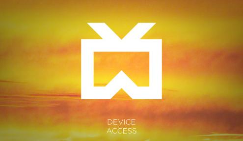 デバイスアクセス