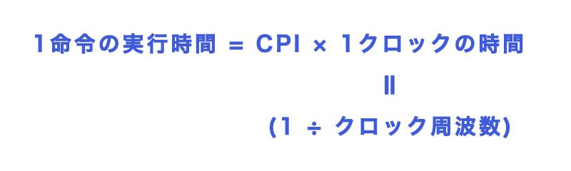 CPIの計算式